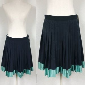 Dolce & Gabbana Pleated Skirt 44 6/8 US Black